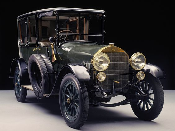 1912 Mercedes Benz 22-50 PS Limousine
