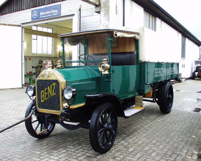 1912 MERCEDES SL 10