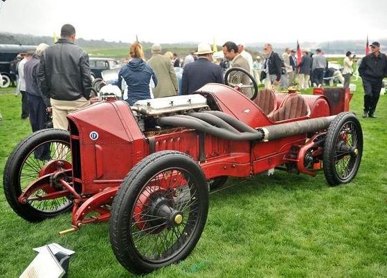 1913 Isotta Fraschini Tipo IM Image