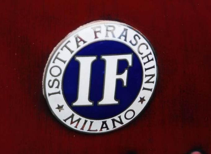 1913 Isotta Fraschini Tipo IM PBC0435 Pebble Beach 2010