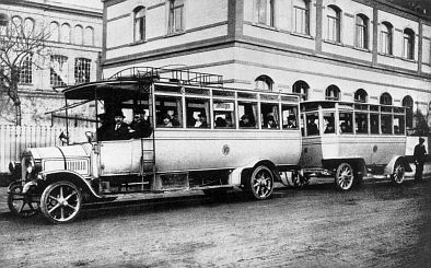 1914 Mercedes Benz S 14 Daimler Benz AG