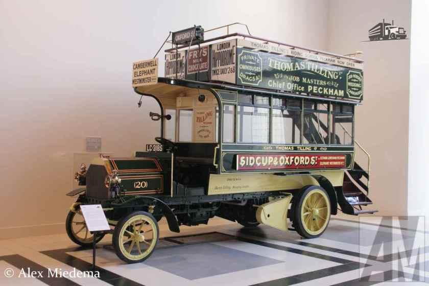 1914 Milnes-Daimler dubbeldekker