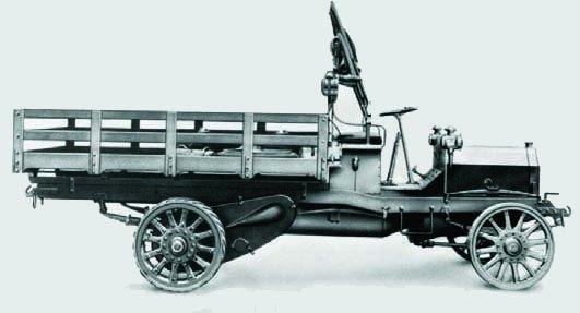 1915 Isotta-Fraschini 16