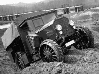 1917 Krupp-Daimler KD1 001
