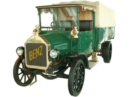 1921 Benz LKW 01