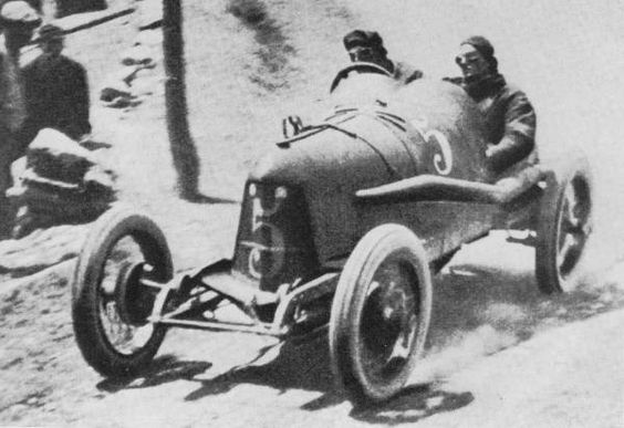 1922 Isotta-Franchini Special, Circuit of Magello, 1922