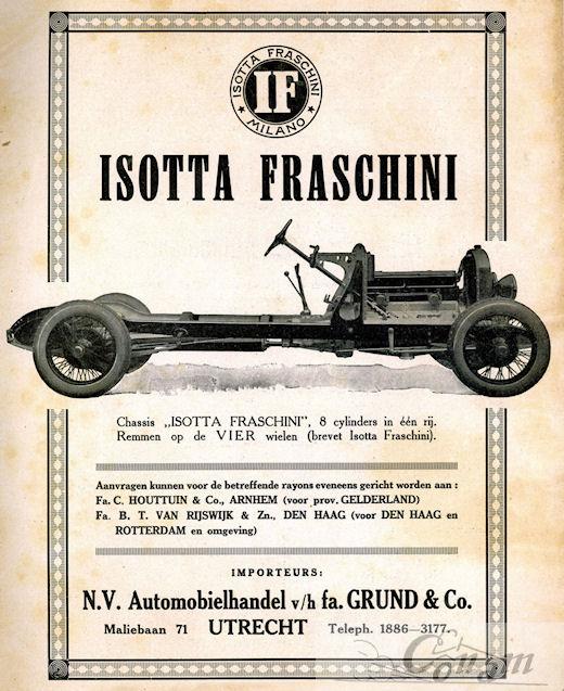 1922 isotta fraschini-grund
