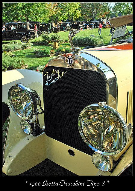 1922 Isotta-Fraschini