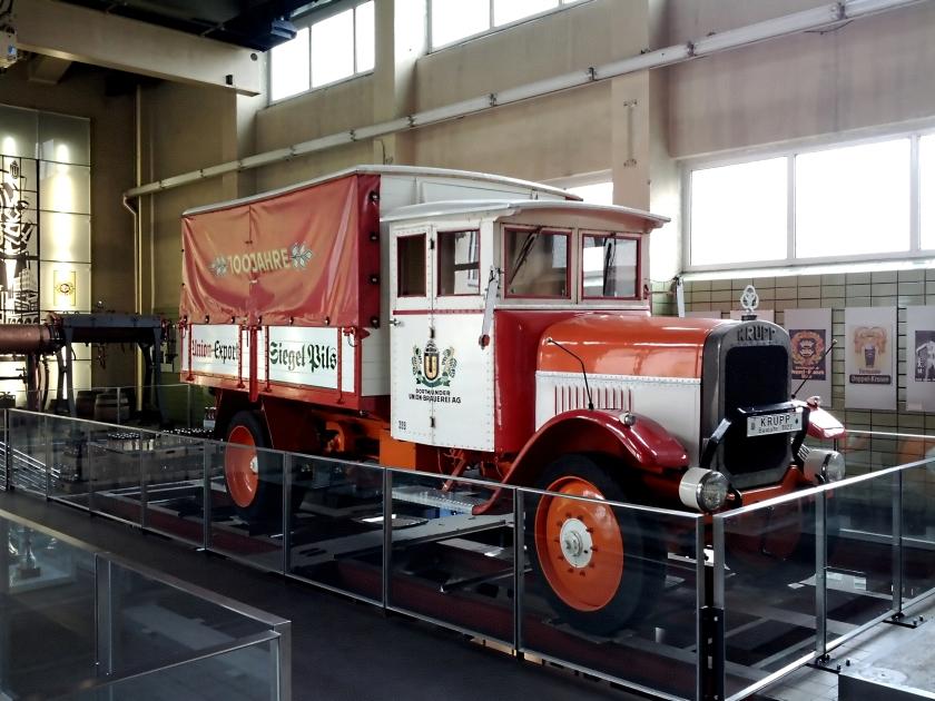 1922 Krupp LKW