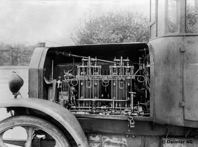 Diesel Lkw 1923