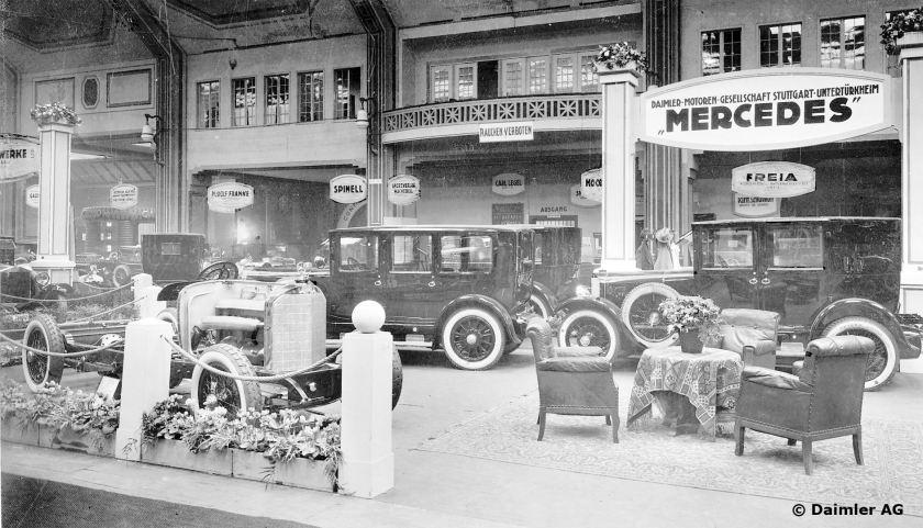 1924 Berliner Automobil-Ausstellung