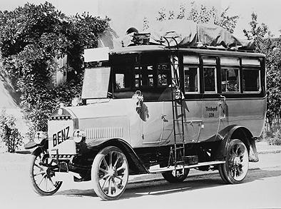 1924 Mercedes Benz 2 Daimler Benz AG