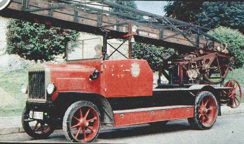 1924 Praga N serie IV