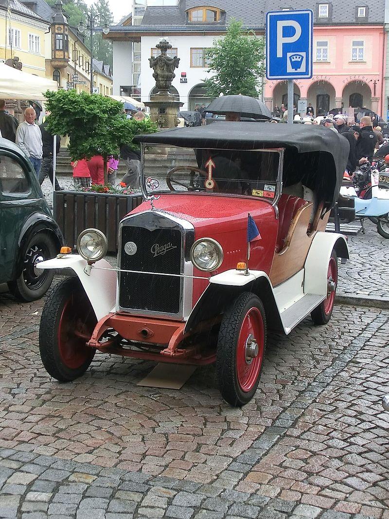 1924 Praga Piccolo