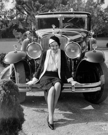 1925 Isotta Fraschini Roadster with Anita page