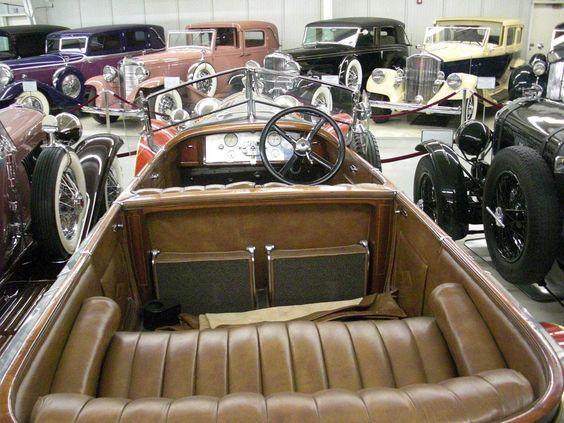 1925 Isotta Fraschini Tipo 8