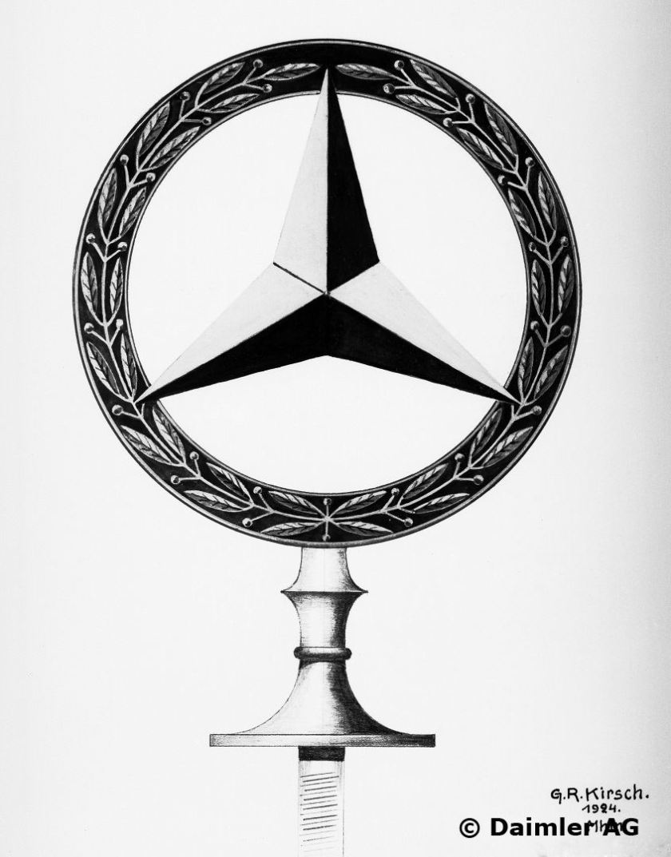 1925 Mercedes Star