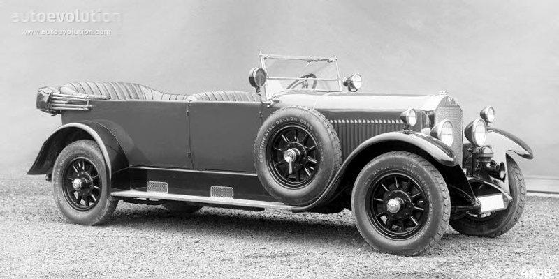 1926-27 Mercedes Benz W03