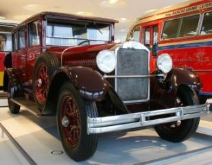 1926-27 mercedes benz w300 (W03)