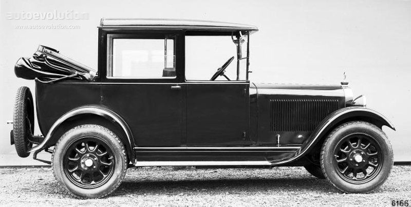1926-28 MERCEDES BENZ 8-38 Typ 200 (W02) b