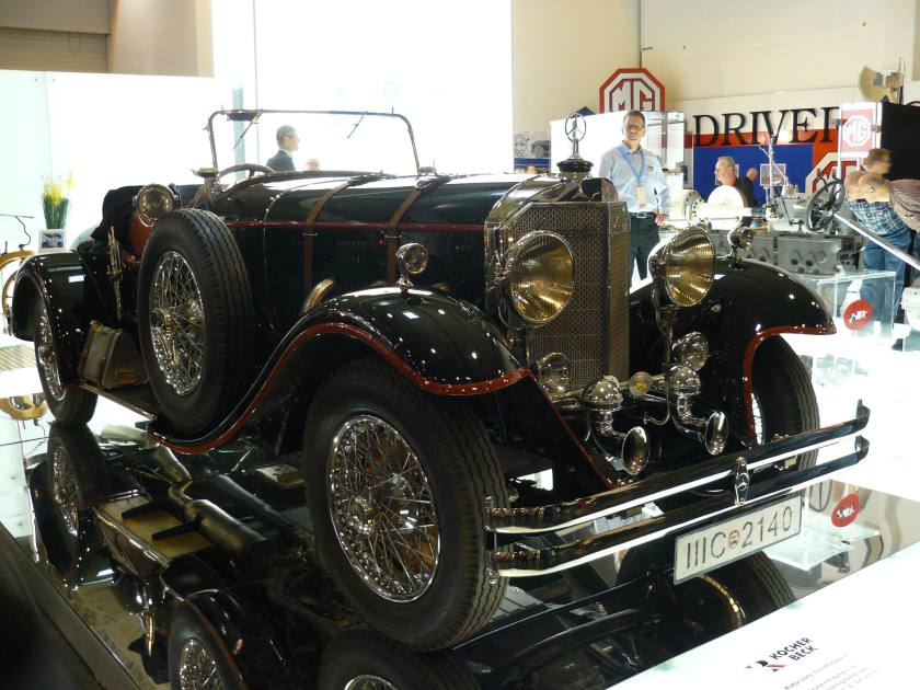 1926-28 Mercedes Benz Modell K (24-100-140 HP)