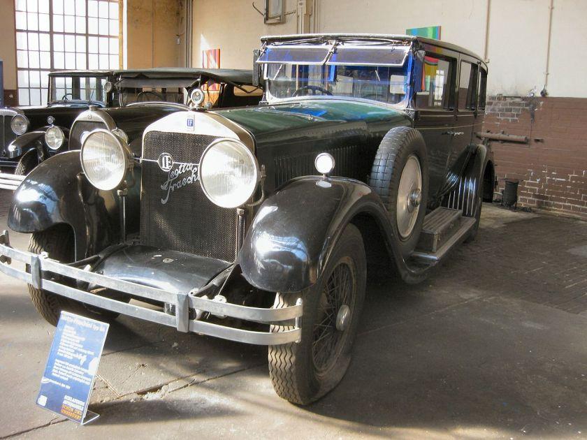 1926 Isotta Fraschini 8A aus Sammlung Schlumpf
