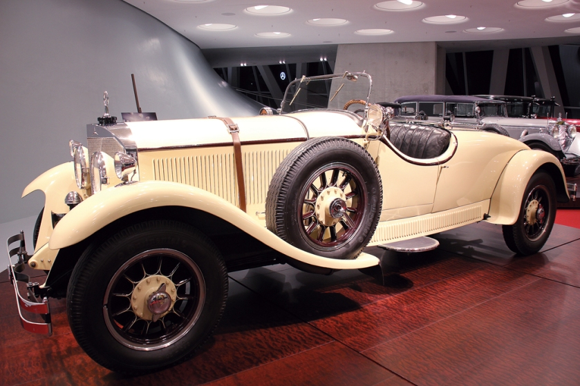 1926 Mercedes Benz 24-100-140 PS Roadster