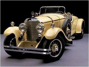1926 Mercedes Benz K
