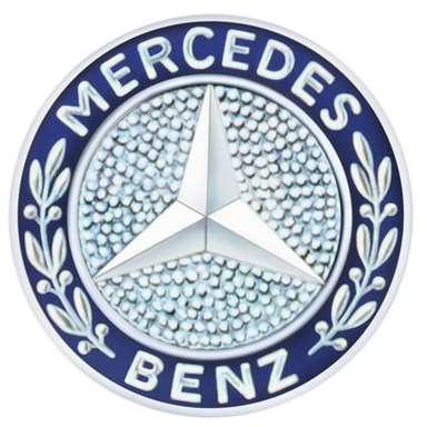 1926 Mercedes Benz logo