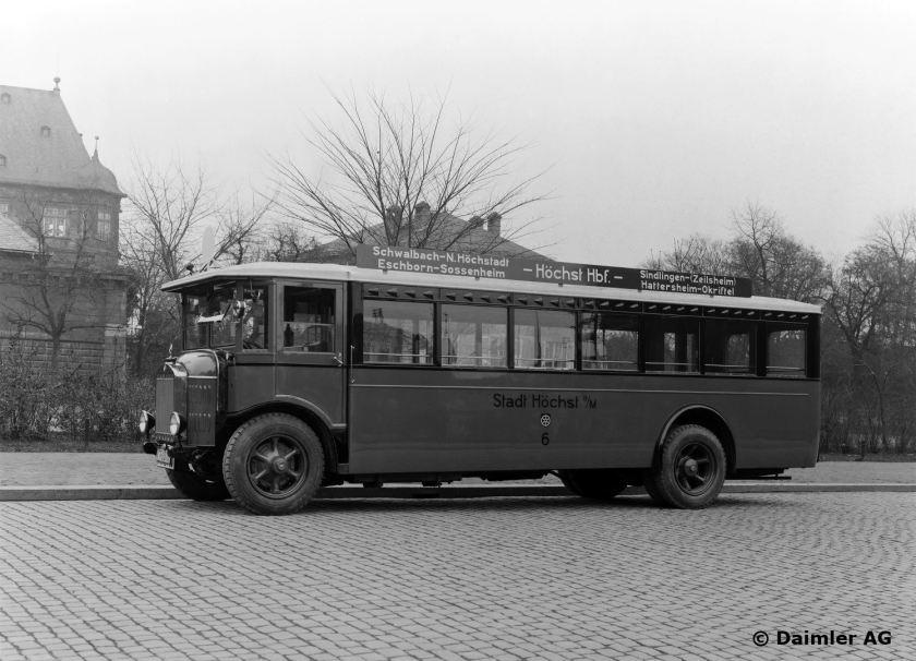 Mercedes-Benz Omnibus Typ NI 5