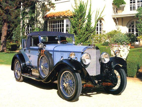 1926 Mercedes Model K