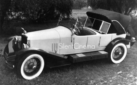 1926 Rudolph Valentino's 1926 ISOTTA-FRASCHINI Automobile