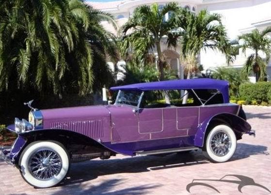 1927 Isotta-Fraschini Mode 8a