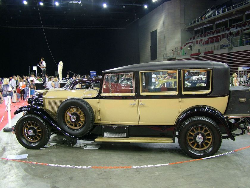1927 Mercedes Benz 630K