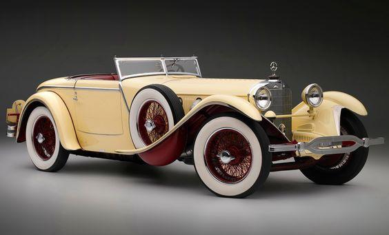 1927 Mercedes-Benz 680 S
