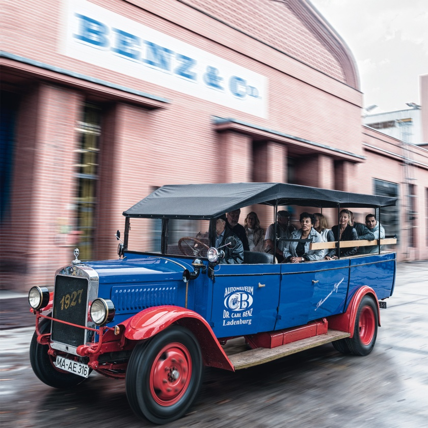 1927 Mercedes Benz N 1 bus