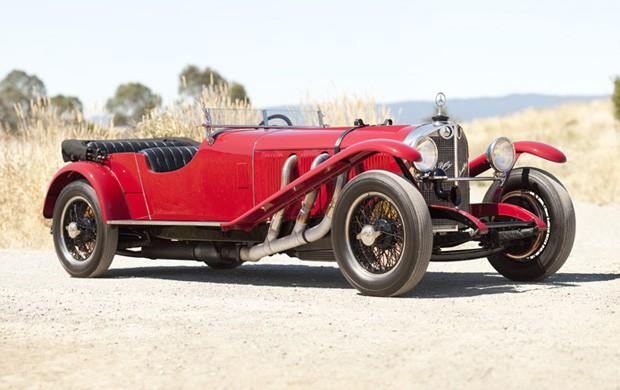 1927 Mercedes-Benz S-Type 26-180 Sportwagen
