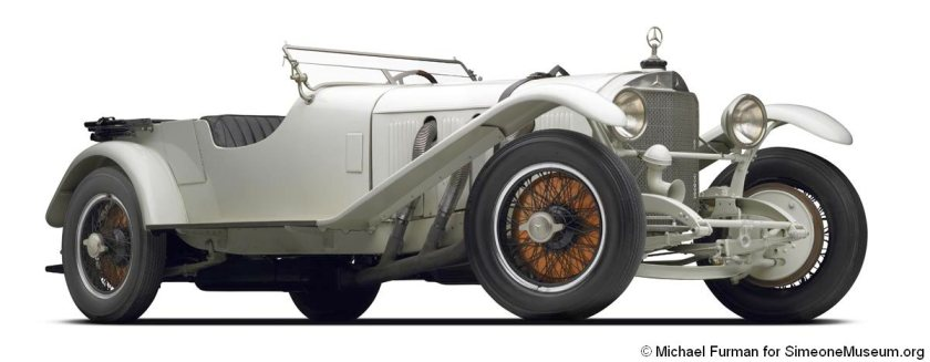 1927 mercedes benz S type 6cyl 6,78lt 180hp