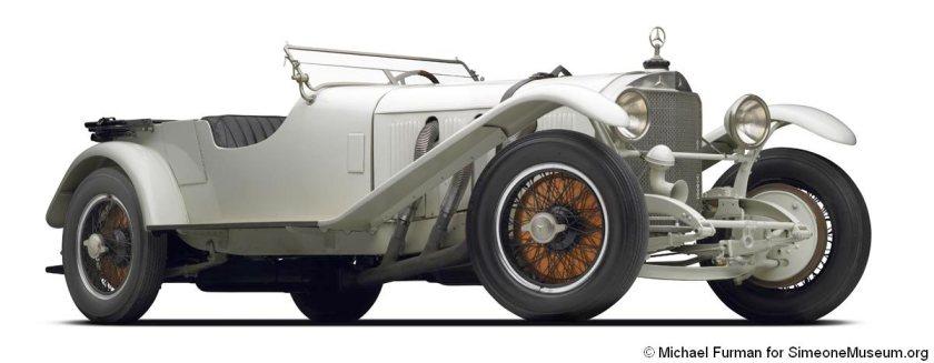 1927 mercedes benz S type 6cyl 6,78lt 180hp