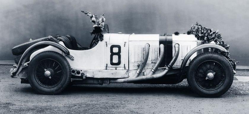 1927 Mercedes Benz SSKL (Super Sport Kurz Leicht)