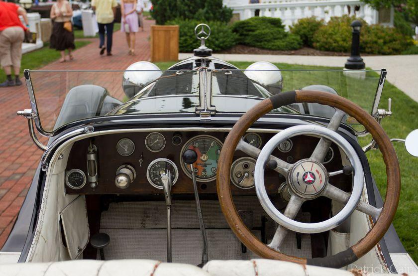 1928-32 Mercedes Benz SSK, a roadster