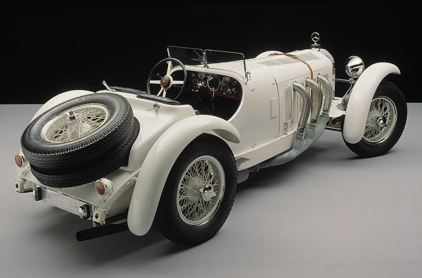 1928-32 Mercedes-Benz SSK model series W 06 II,