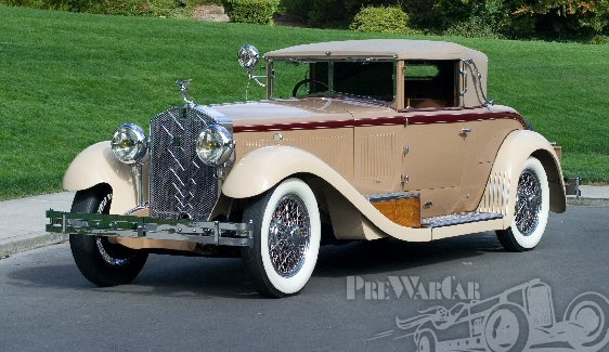 1928 Isotta Fraschini Tipo 8A Castagna Roadster