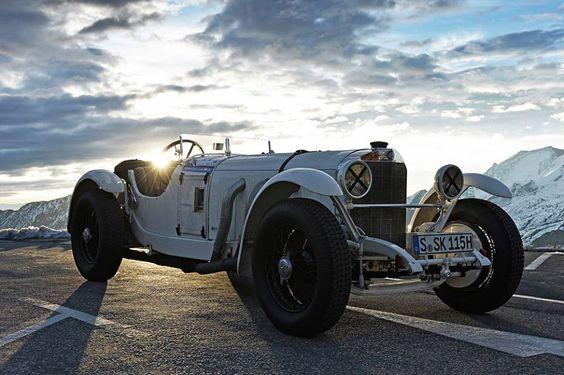 1928 Mercedes Benz SSK W Baureihe