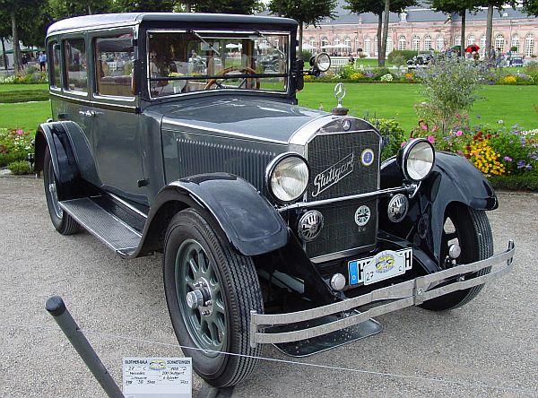 1928 Mercedes Stuttgart