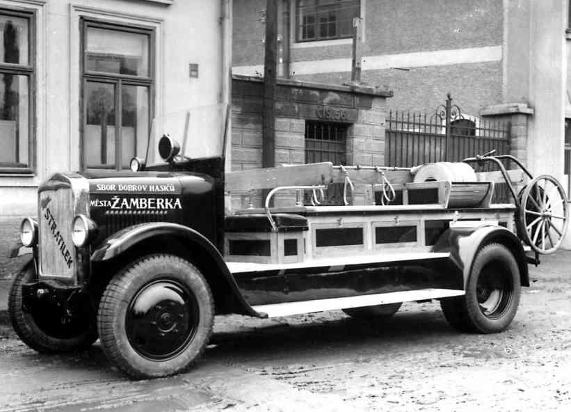 1928 PRAGA AN z roku 1928