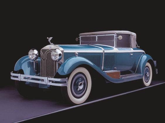 1929 Isotta Fraschini 8A y