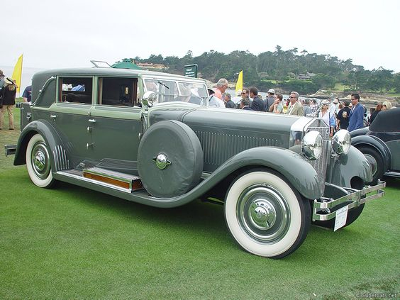 1929 Isotta- Fraschini Tipo 8A Castagna Limousine