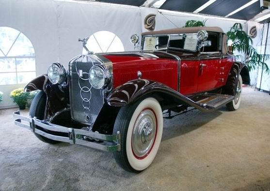1929 Isotta Fraschini Tipo 8A k