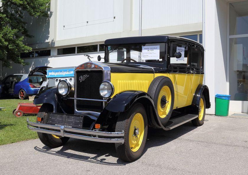 1929 Praga Piccolo
